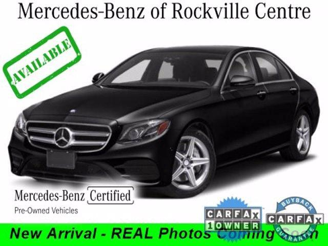 used 2018 Mercedes-Benz E-Class car, priced at $39,836