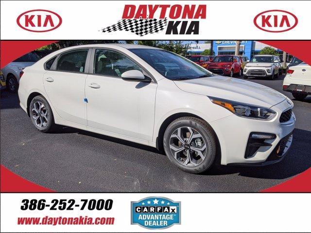 used 2021 Kia Forte car, priced at $22,357