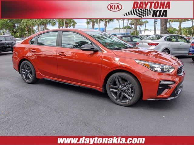 new 2021 Kia Forte car, priced at $205,867