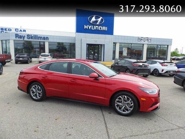 new 2021 Hyundai Sonata car, priced at $22,925