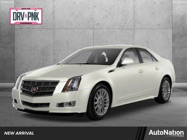 used 2012 Cadillac CTS car, priced at $14,551
