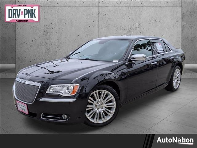 used 2014 Chrysler 300C car, priced at $20,395