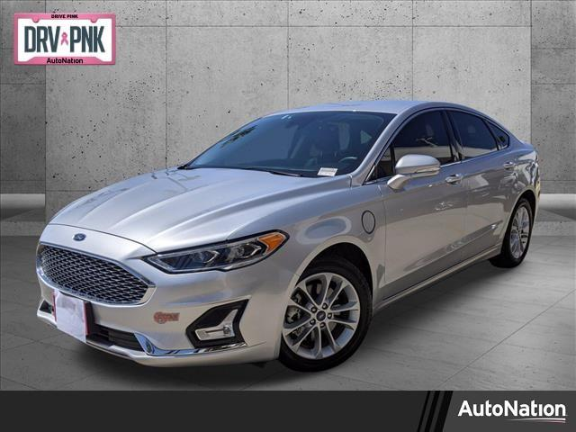 used 2019 Ford Fusion Energi car, priced at $24,598
