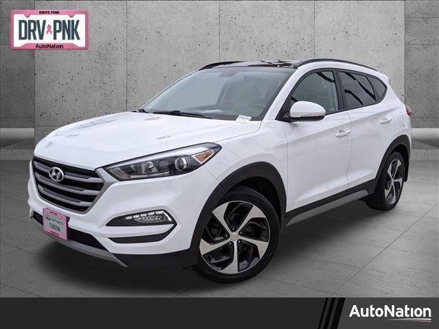 used 2018 Hyundai Tucson car, priced at $23,495