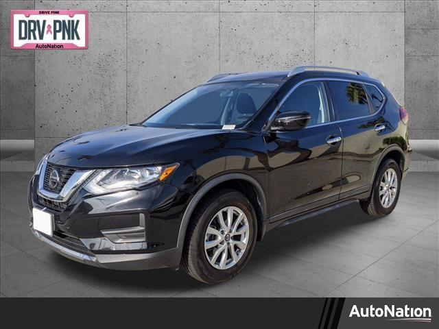 used 2018 Nissan Rogue car, priced at $19,795