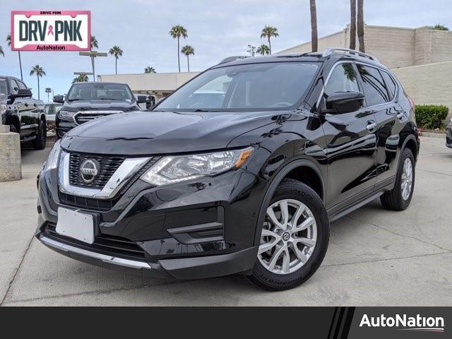 used 2020 Nissan Rogue car, priced at $24,895