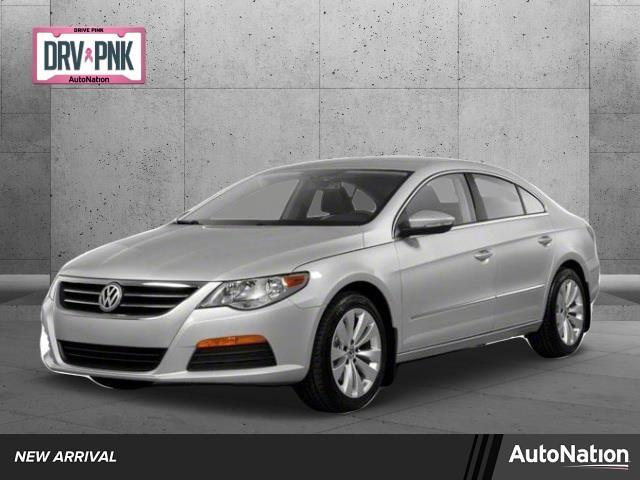 used 2012 Volkswagen CC car, priced at $8,755