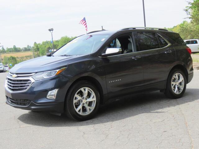 used 2018 Chevrolet Equinox car, priced at $26,625