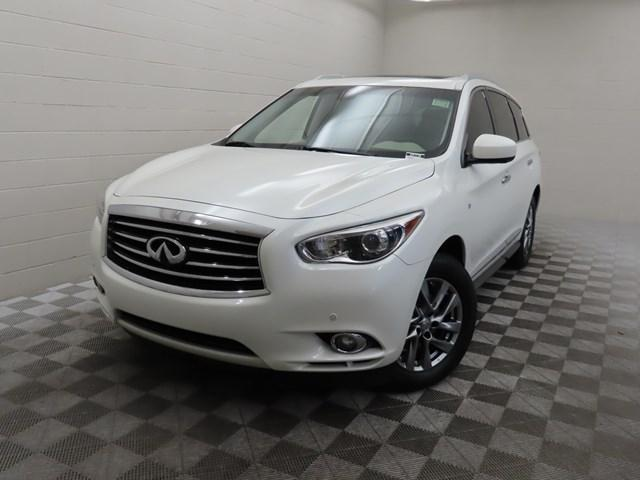 used 2015 INFINITI QX60 car, priced at $19,959