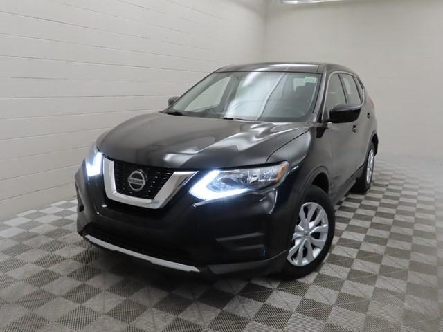 used 2018 Nissan Rogue car, priced at $18,146