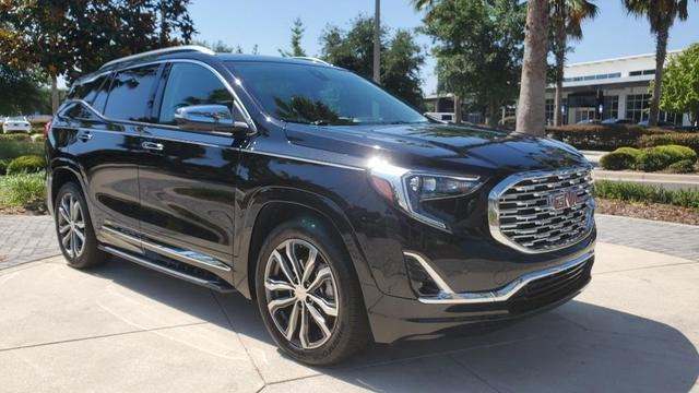 used 2018 GMC Terrain car, priced at $29,517