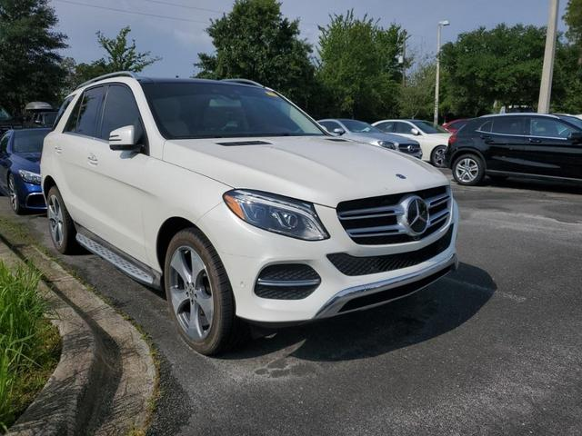 used 2017 Mercedes-Benz GLE 350 car, priced at $36,999