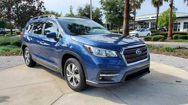 used 2019 Subaru Ascent car, priced at $31,700
