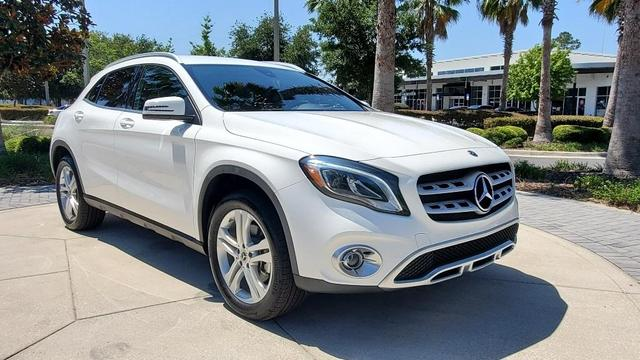 used 2019 Mercedes-Benz GLA 250 car, priced at $33,283