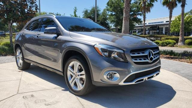 used 2018 Mercedes-Benz GLA 250 car, priced at $29,743