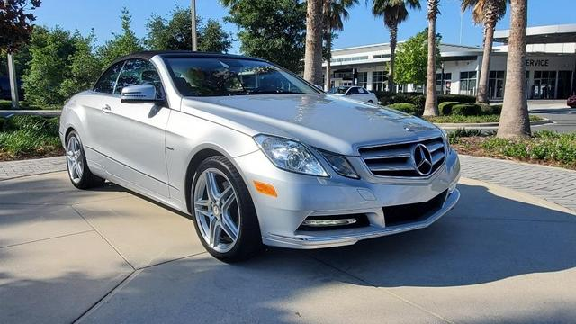 used 2012 Mercedes-Benz E-Class car, priced at $25,482