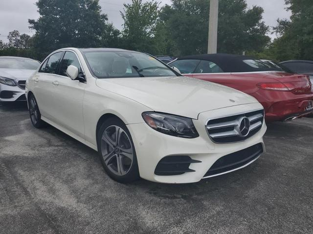 used 2017 Mercedes-Benz E-Class car, priced at $37,634