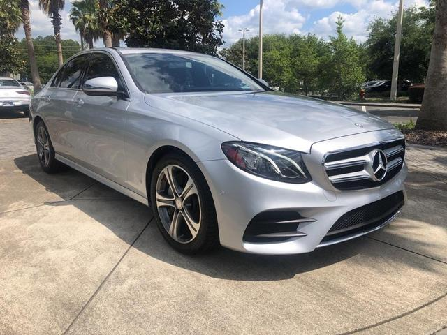 used 2017 Mercedes-Benz E-Class car, priced at $34,896