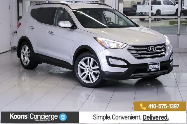 used 2014 Hyundai Santa Fe Sport car, priced at $13,500