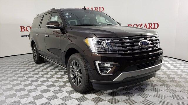 new 2021 Ford Expedition Max car, priced at $62,020