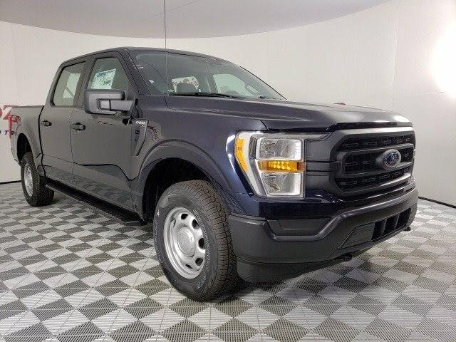 new 2021 Ford F-150 car, priced at $45,495