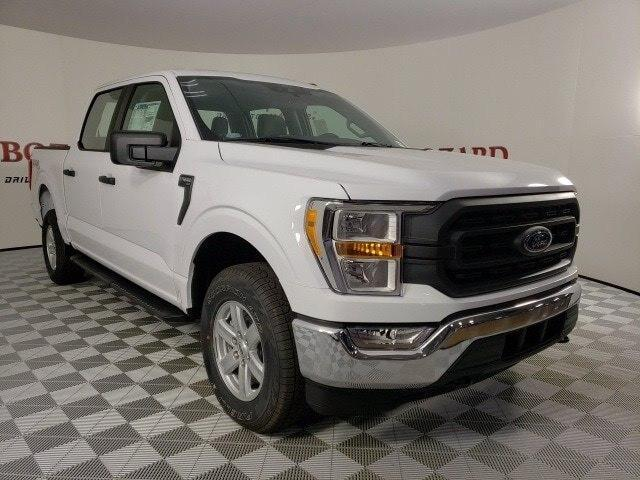 new 2021 Ford F-150 car, priced at $44,825