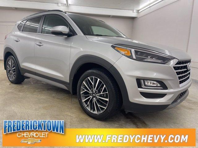 used 2021 Hyundai Tucson car, priced at $29,942