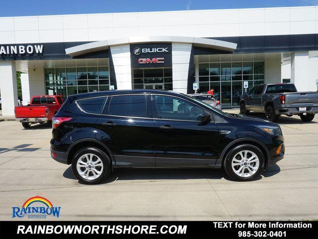 used 2018 Ford Escape car, priced at $19,995