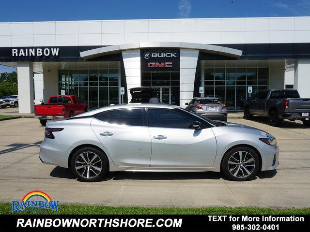 used 2019 Nissan Maxima car, priced at $28,995