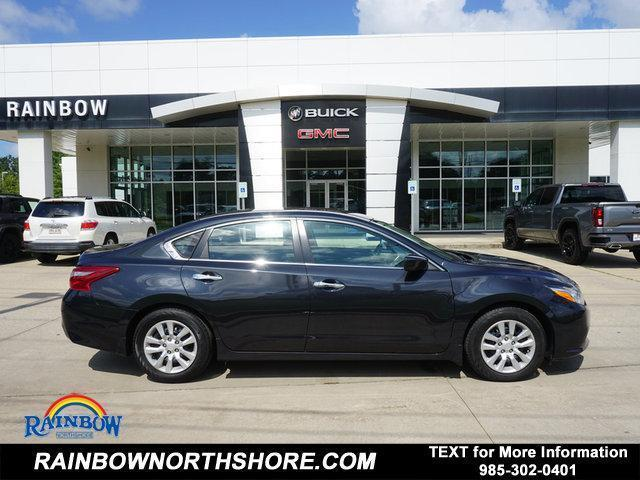 used 2018 Nissan Altima car, priced at $19,995