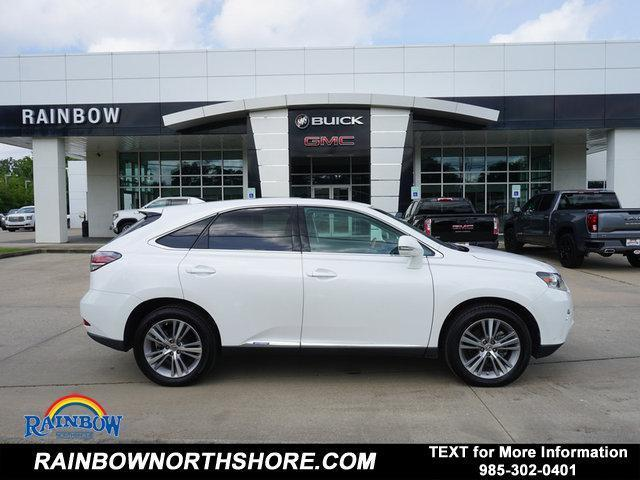used 2015 Lexus RX 450h car, priced at $31,995