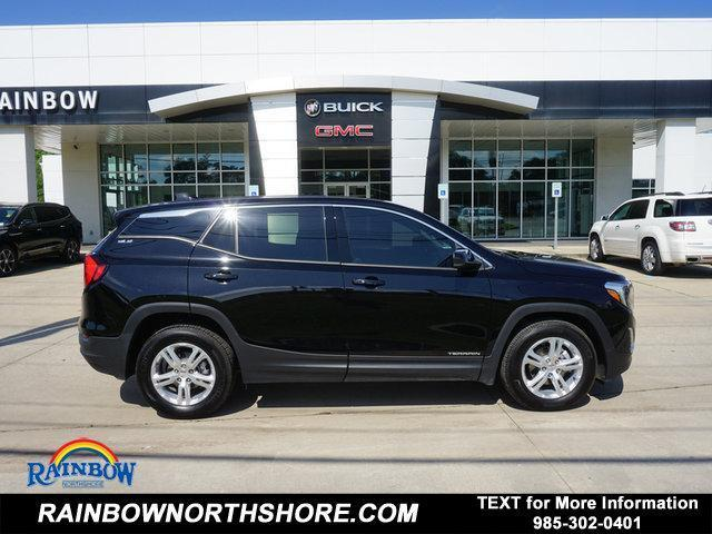 used 2019 GMC Terrain car, priced at $25,990