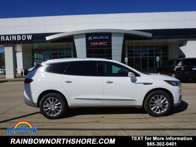 new 2021 Buick Enclave car, priced at $38,642