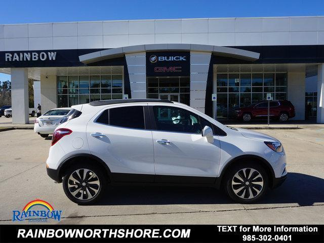 new 2021 Buick Encore car, priced at $22,245