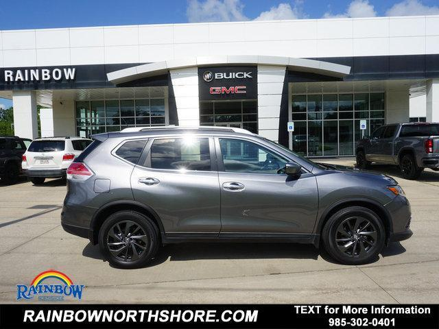 used 2016 Nissan Rogue car, priced at $20,995