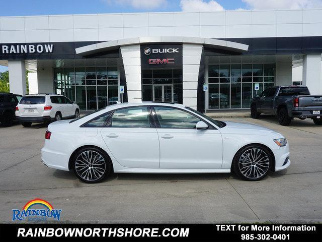 used 2018 Audi A6 car, priced at $26,990