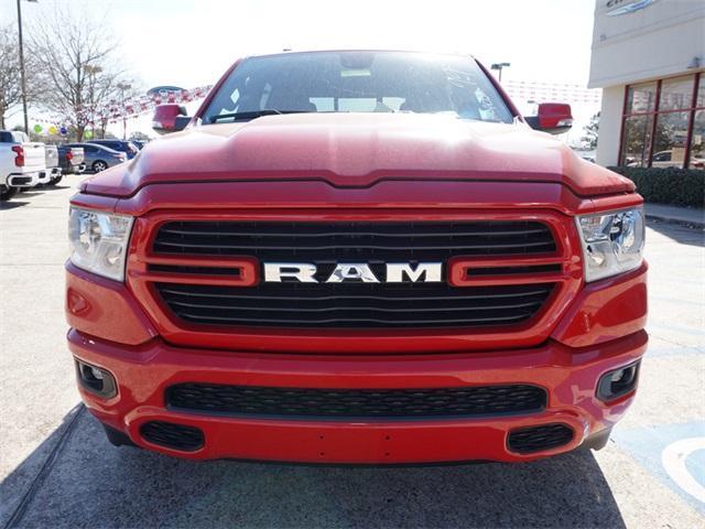 new 2021 Ram 1500 car, priced at $44,223