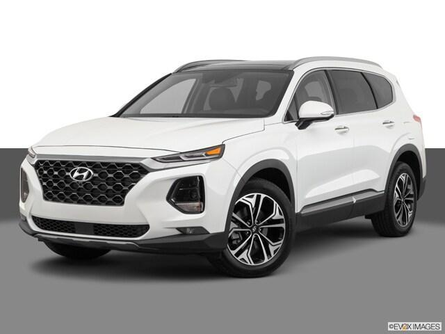 new 2020 Hyundai Santa Fe car