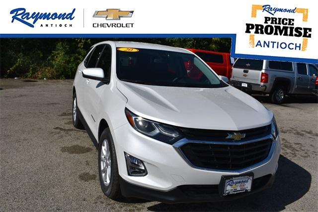 new 2020 Chevrolet Equinox car, priced at $32,210
