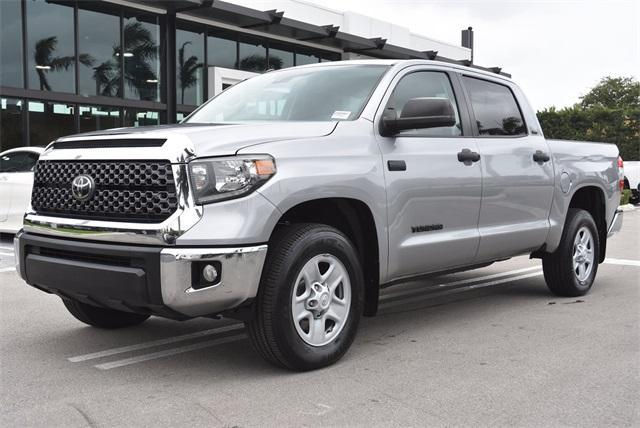 used 2018 Toyota Tundra car, priced at $42,900