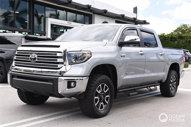 used 2019 Toyota Tundra car, priced at $53,900