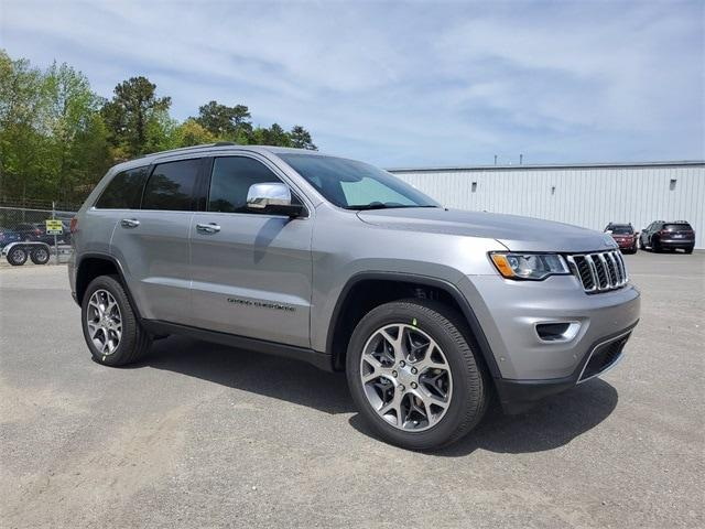 new 2021 Jeep Grand Cherokee car, priced at $47,068