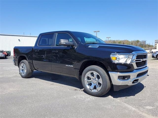 new 2021 Ram 1500 car, priced at $47,063