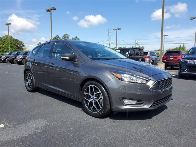 used 2018 Ford Focus car, priced at $16,410