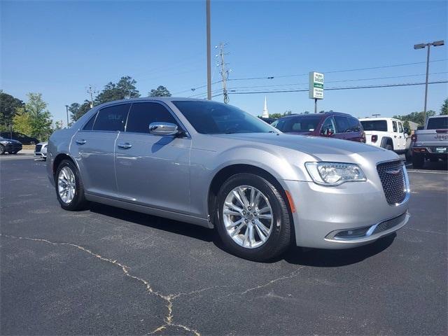 used 2016 Chrysler 300C car, priced at $19,568