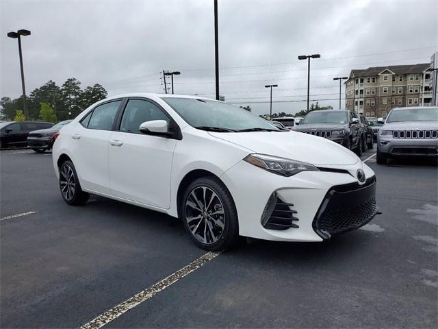 used 2017 Toyota Corolla car, priced at $15,968