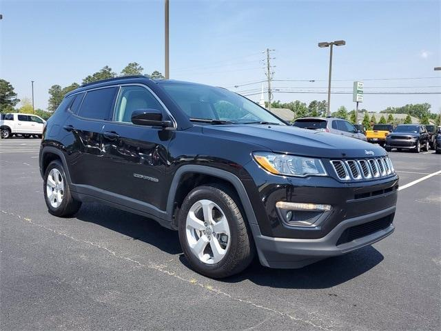 used 2020 Jeep Compass car, priced at $24,608