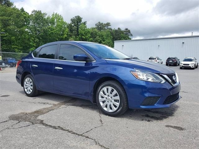 used 2019 Nissan Sentra car, priced at $17,868