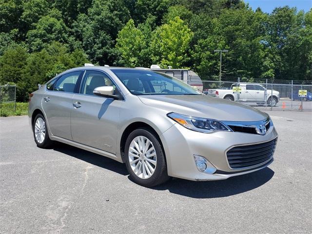 used 2014 Toyota Avalon Hybrid car, priced at $18,445