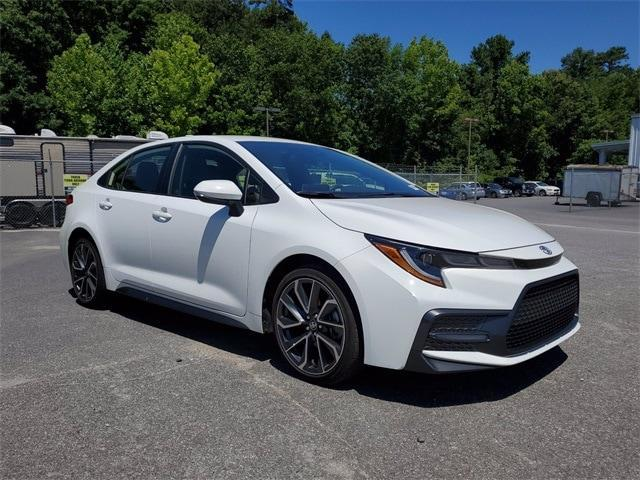 used 2020 Toyota Corolla car, priced at $21,988
